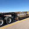 Image for Trail-King TK110HDG-523 55 Ton Detach Lowboy, 2010