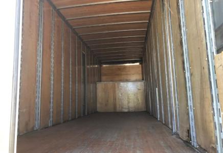 Image for Freightliner M2 26' Aluminum Box Truck w/ Attic, 2007